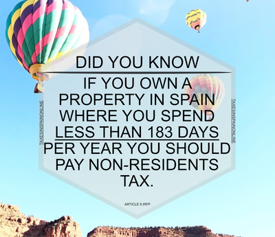 NON RESIDENT TAX