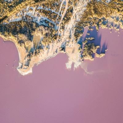 Pink Lake - Torrevieja (Alicante)