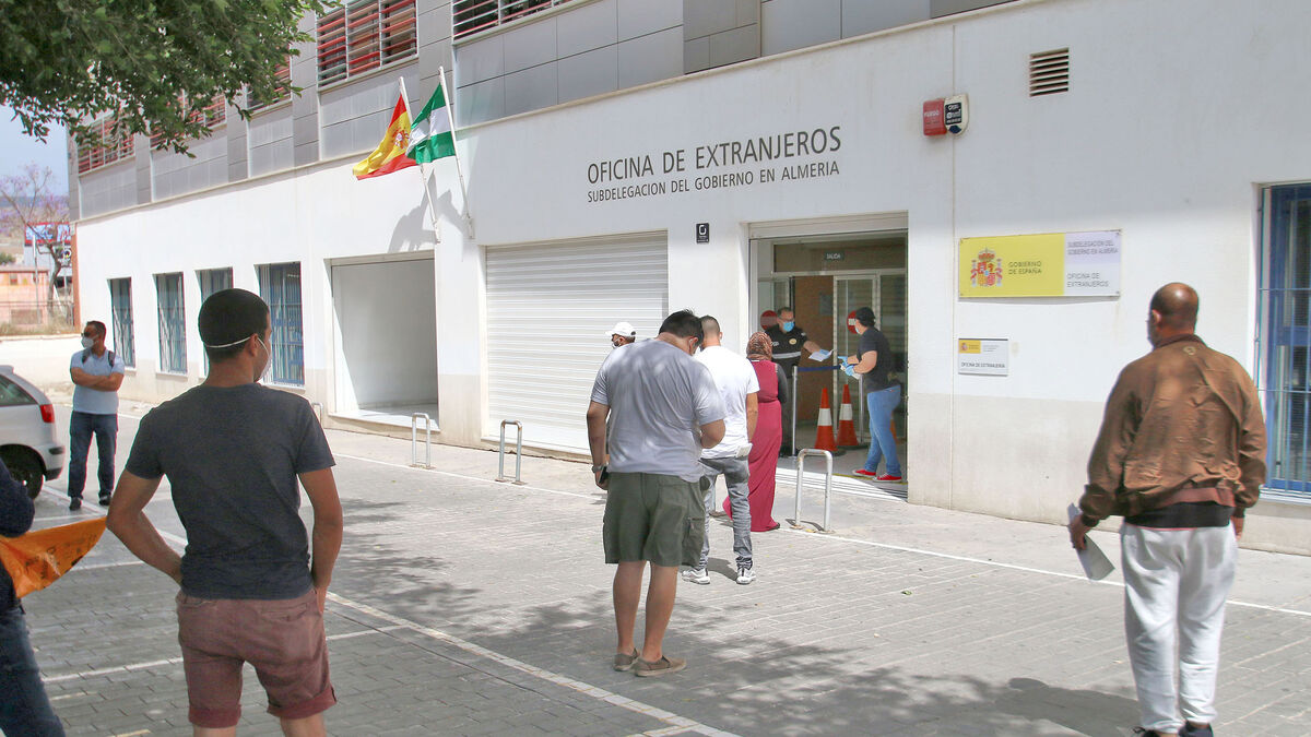 Extranjeria - Foreign Office